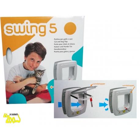 Porta basculante Swing 5