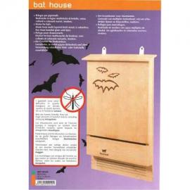 BAT HOUSE - Casetta per pipistrelli